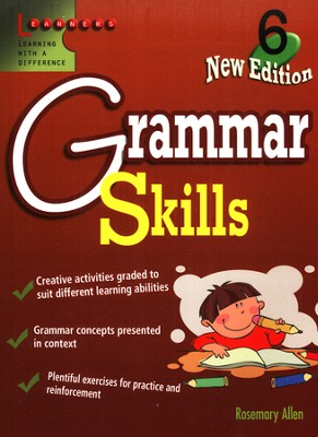 Grammar Skills 6, 2nd Edition   -     By: Rosemary Allen