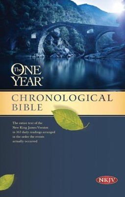 The One Year Chronological Bible NKJV - eBook  -