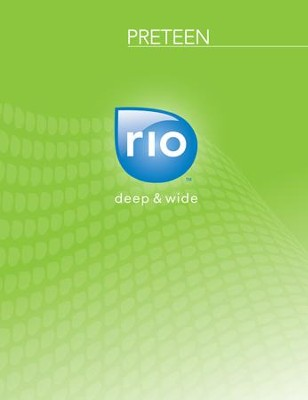 RIO DIGITAL KIT-Preteen-Spring Year 2   [Download] -     By: David C. Cook