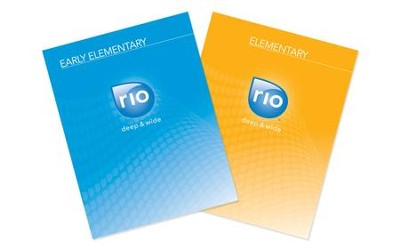 RIO DIGITAL KIT-Earyly Elem & Elem-Spring Year 2   [Download] -     By: David C. Cook