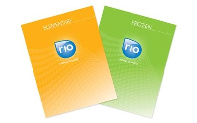 RIO DIGITAL KIT-Elementary & Preteen-Year 2   [Download] -     By: David C. Cook
