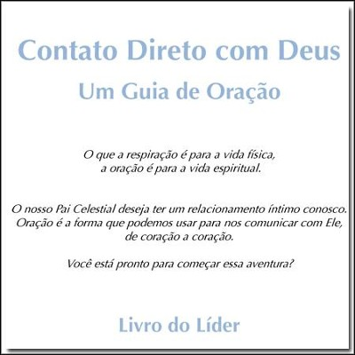 Contato Direto com Deus Lider - PDF Download   [Download] -     By: Stonecroft Ministries