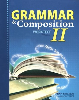 Grammar and Composition II Work-text   -