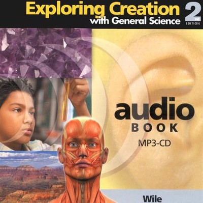 Exploring Creation with General Science, 2nd Edition, MP3 Audio CD  -