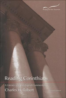 Reading Corinthians: A Literary Theological Commentary   -     By: Charles H. Talbert