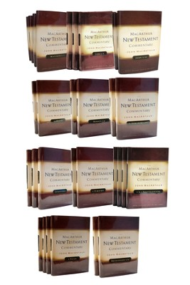 The MacArthur New Testament Commentary Set - eBook 28 Vols.  -     By: John MacArthur