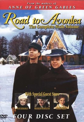Road To Avonlea, Season 6, DVD set   -