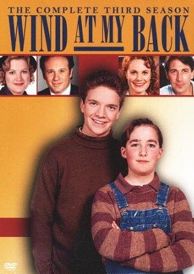 Wind At My Back: The Complete Third Season, 4-DVD Set   -
