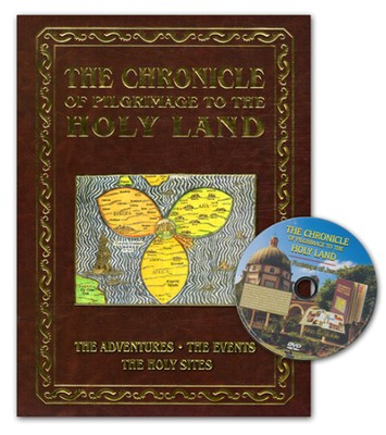 The Chronicle of Pilgrimage Book and DVD Set   -