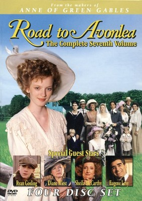 Road To Avonlea, Season 7, DVD Set   -