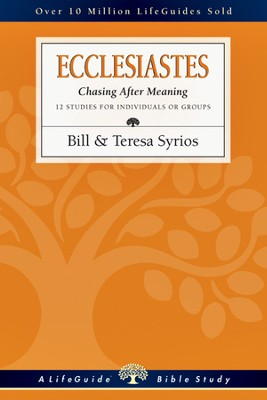 Ecclesiastes: Chasing After Meaning - PDF Download  [Download] -