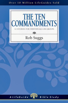 The Ten Commandments - PDF Download  [Download] -     By: Rob Suggs