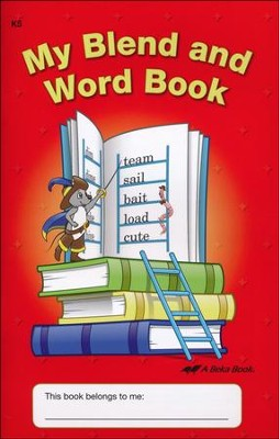 My Blend and Word Book   -