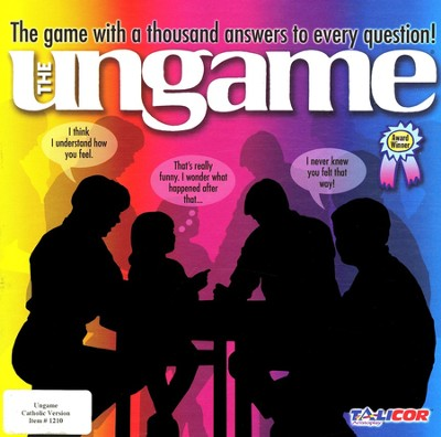 The Ungame: Catholic Version   -