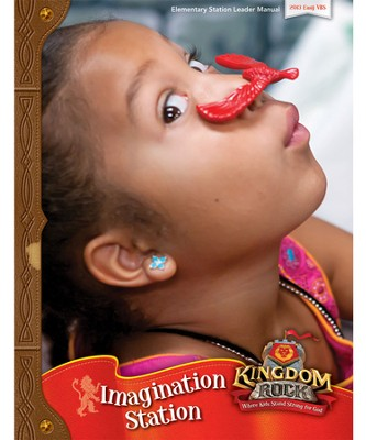 Downloadable Imagination Station Leader Manual - PDF Download  [Download] -