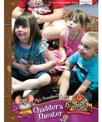 Downloadable Pip's Preschool Palace Chadder's Theater Leader Manual - PDF Download  [Download] -