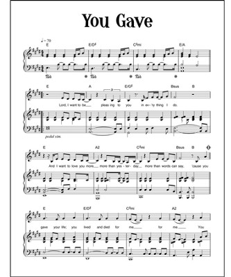 Downloadable Sing & Play Rock Sheet Music - PDF Download  [Download] -     By: Group