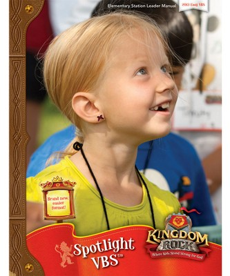 Downloadable Spotlight VBS Leader Manual - PDF Download  [Download] -