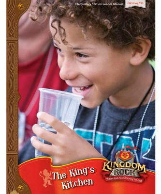 Downloadable The King's Kitchen Leader Manual - PDF Download  [Download] -
