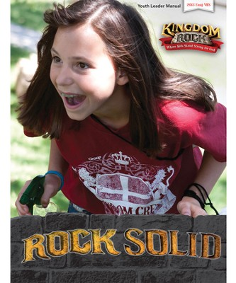 Downloadable Rock Solid Youth Leader Manual - PDF Download  [Download] -
