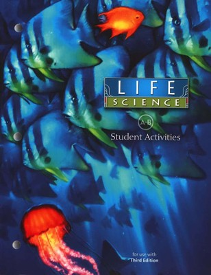 BJU Life Science Student Activities Manual, Third Edition    -