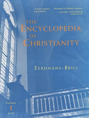 The Encyclopedia of Christianity, Volume 2: E-I   -     By: Erwin Fahlbusch