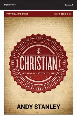 Brand Recognition: Christian Participant's Guide, Session 1 - PDF Download  [Download] -     By: Andy Stanley