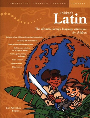 Power-Glide Latin Elementary Kit, Grades Prek-6th    -