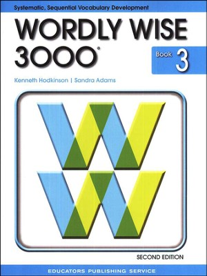 Wordly Wise 3000, Grade 3, 2nd Edition  -