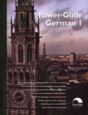 Power-Glide Year 1 High School Kit, Gr. 9-12   -