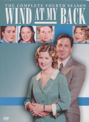Wind At My Back: The Complete Fourth Season, 4-DVD Set   -