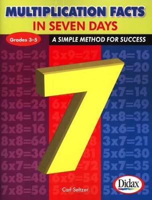 Multiplication in 7 Days  -