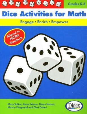 Dice Activities for Math  -