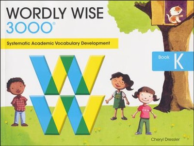 Wordly Wise 3000, Book K, 2nd Edition  - Slightly Imperfect  -