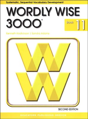 Wordly Wise 3000, Grade 11, 2nd Edition  -