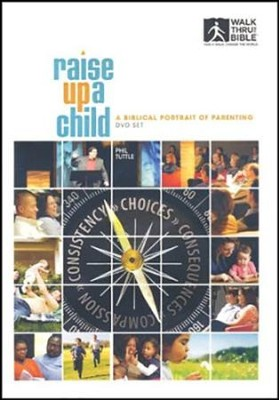 Raise Up A Child, DVD Set   -     By: Phil Tuttle