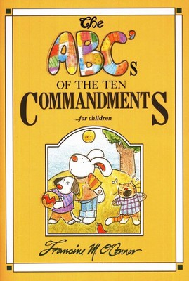 ABCs of the Ten Commandments   -     By: Kathryn Boswell