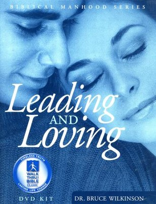 Leading And Loving, DVD Set   -     By: Bruce Wilkinson