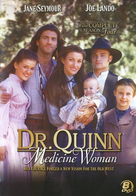 Dr. Quinn, Medicine Woman: Season 4, DVD Set   -