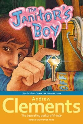 The Janitor's Boy - eBook  -     By: Andrew Clements     Illustrated By: Brian Selznick