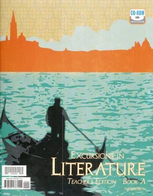 BJU Excursions in Literature Teacher's Guide, 3rd Edition  Grade 8  -