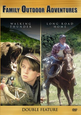Walking Thunder/Long Road Home, Double Feature DVD   -