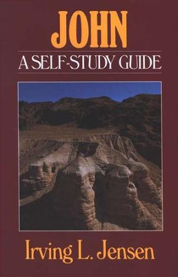 John: A Self Study Guide   -     By: Irving L. Jensen