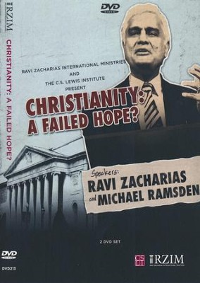 Christianity: A Failed Hope? - DVD   -     By: Ravi Zacharias