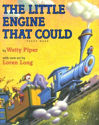 The Little Engine That Could   -     By: Watty Piper     Illustrated By: Loren Long