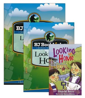 BJU Looking for Home Booklink Kit Grade 1    -