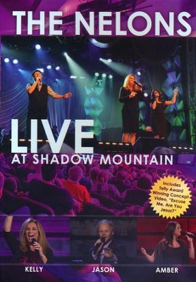Live at Shadow Mountain   -     By: The Nelons