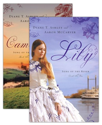 Song of the River Series, Volumes 1 & 2  -     By: Diane Ashley, Aaron McCarver