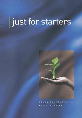 Just For Starters (3rd edition)  -     By: Phillip Jensen, Tony Payne
