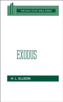 Exodus, The Daily Study Bible  Series - Slightly Imperfect  -